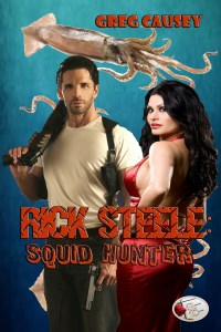 RICK STEELE SQUID HUNTER (eBook, Print)